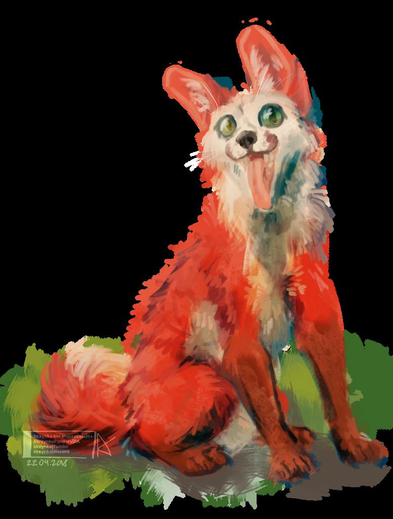 fox by SkrzynkaPandory