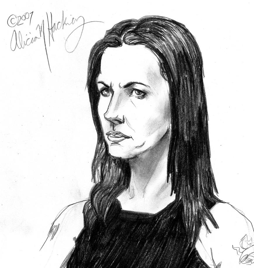 Dolores O'Riordan by kadenfukuyama on DeviantArt