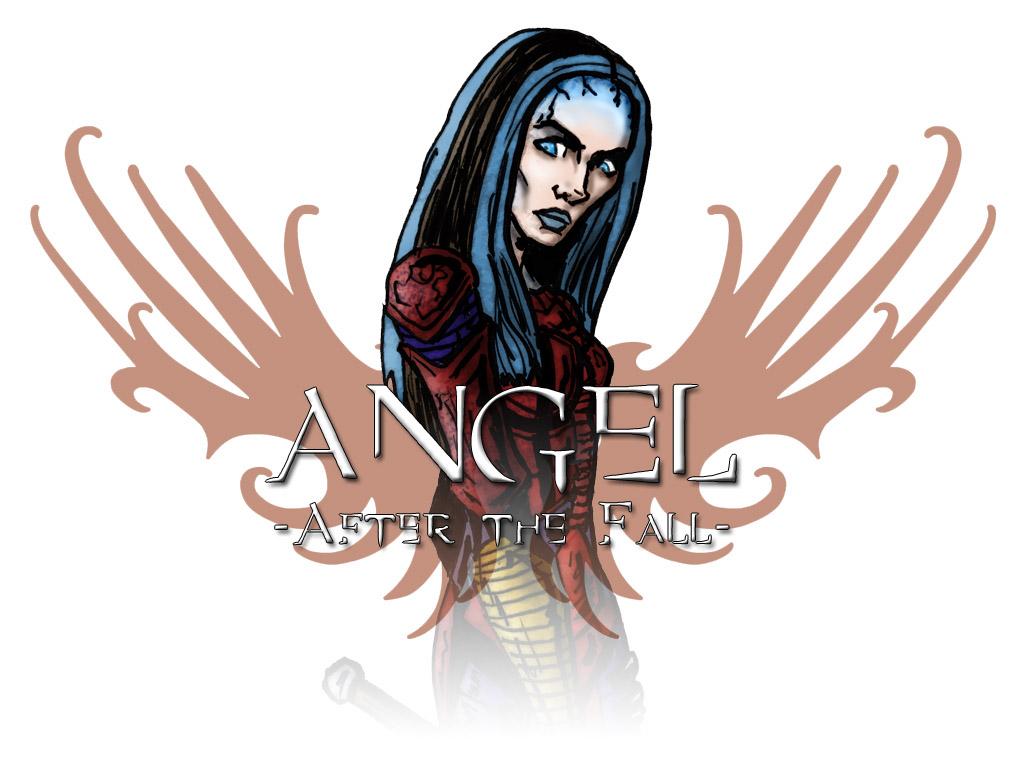 Angel- After The Fall Wall by kadenfukuyama