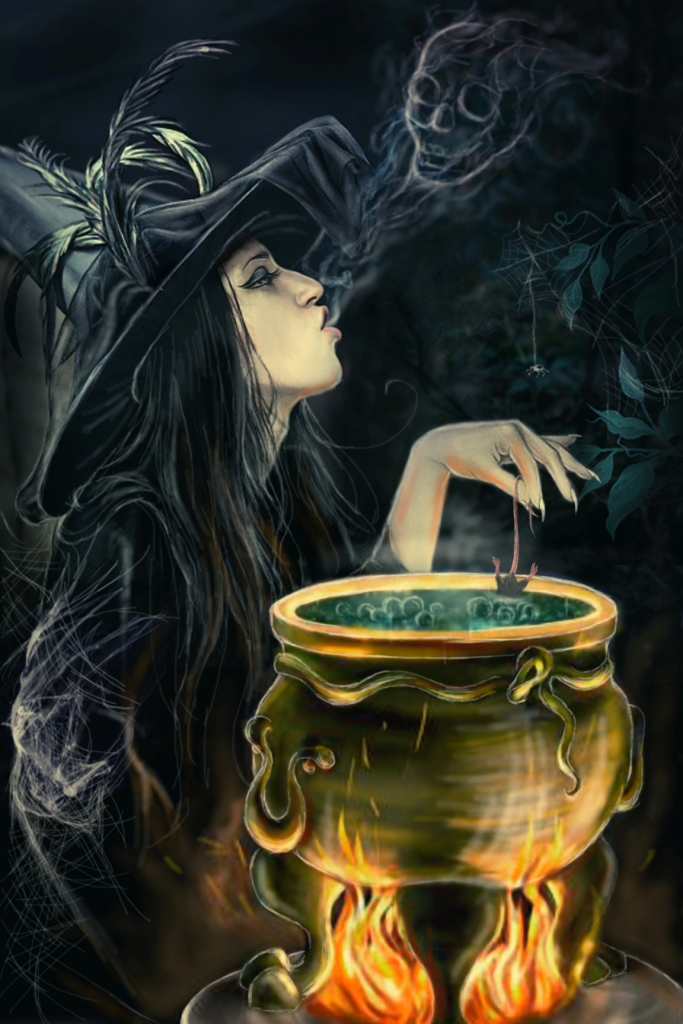 Witch Hour By Ameliesteiger On Deviantart