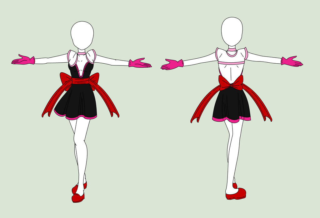 Magical Girl Design