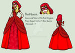 Down The Rabbit Hole - Red Queen