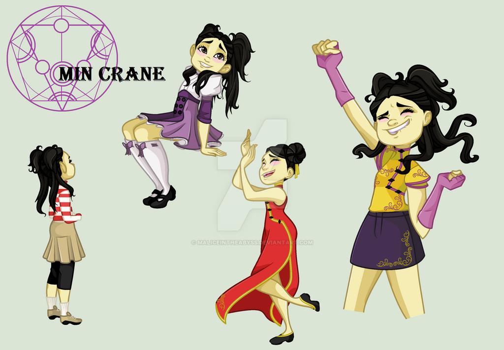 Min Crane by MaliceInTheAbyss