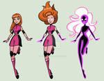 Teen Titans Oc - Nova