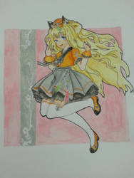 seeu with hanbok by hyokyoung1015