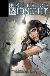 Gates of Midnight Issue #4 Cover