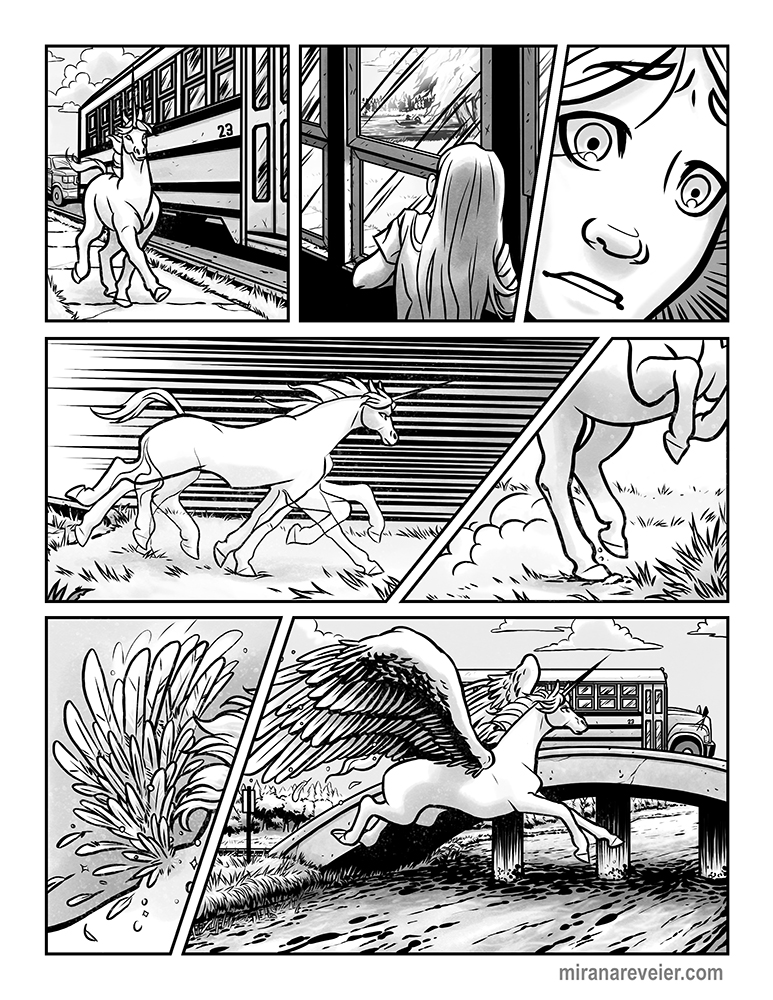 Adaptation Page 3 from Dirty Diamonds: Imagination by mirana