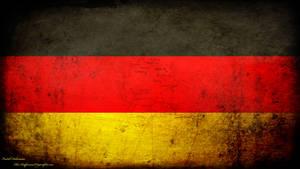 German flag grunge wallpaper