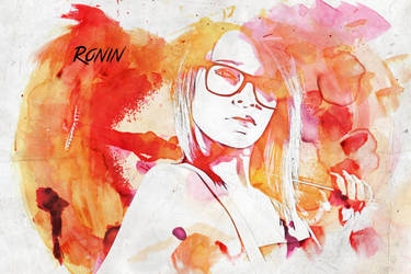 RONIN (English version) by The-proffesional