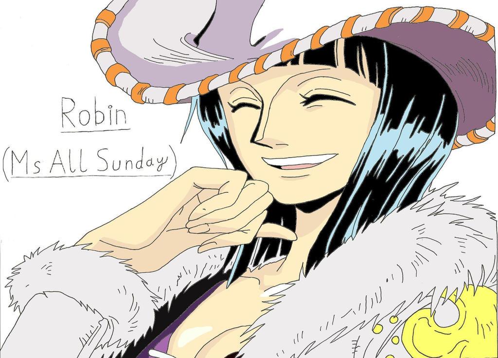 One Piece - Miss All Sunday by LNearMelloMatt