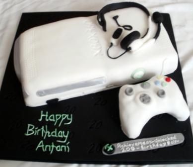 Cake - Xbox 360 by LNearMelloMatt
