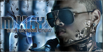 M.KayRCC Chris Brown Signature by ShawdyGFX on deviantART