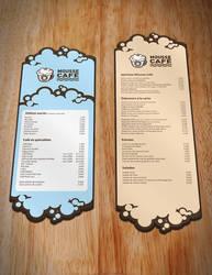 Mousse Cafe PVC Menu