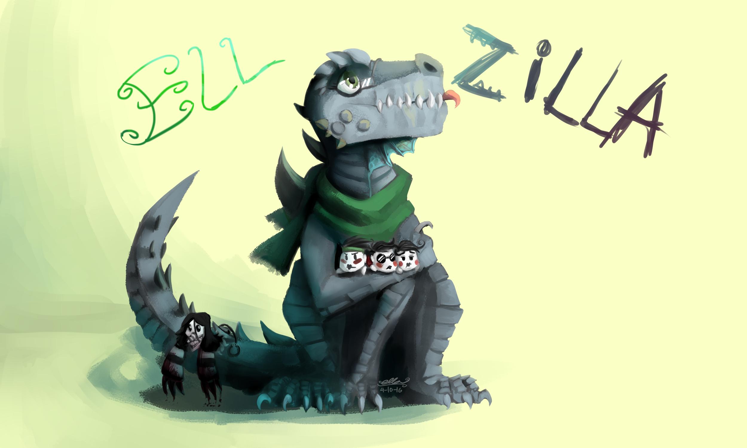 Ellzilla's Profile Picture