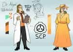 Dr. Abigail Whitelock [SCP oc]