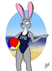 Judy's Beach Patrol