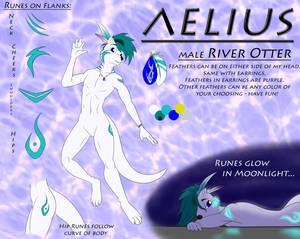 Ael Otter details