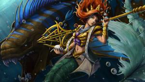 'Empress of Tides'