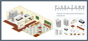 pixeltown bakery