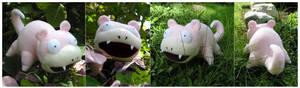wild slowpoke