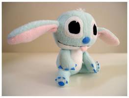 baby stitch by onifrogbox