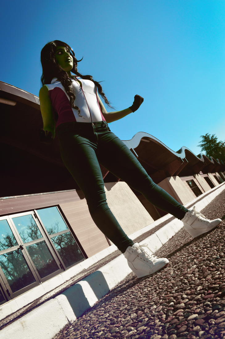 She Hulk by Marine-san