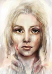 Wraith by janaalus