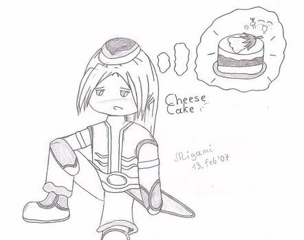 Yggdrasilcheesecake