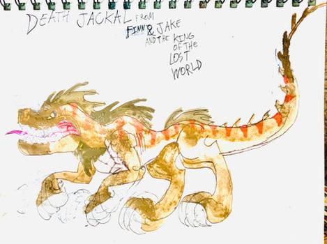 Death jackal