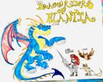 TRS: DRAGON RIDERS OF ELANTIA by masonmdaythetrex