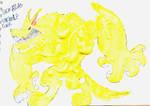 Jack Atlas Werewolf Form by masonmdaythetrex