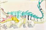 Sarcosuchus by masonmdaythetrex