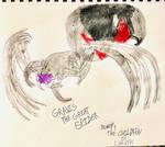 GRANIS THE GIANT SPIDER by masonmdaythetrex