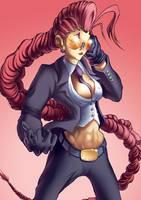 Crimson Viper by Kuma-Team