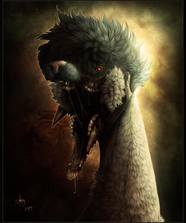 Commission: Tobias by Zietro