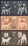 Japanese Akita Adoptables [ALL SOLD!]