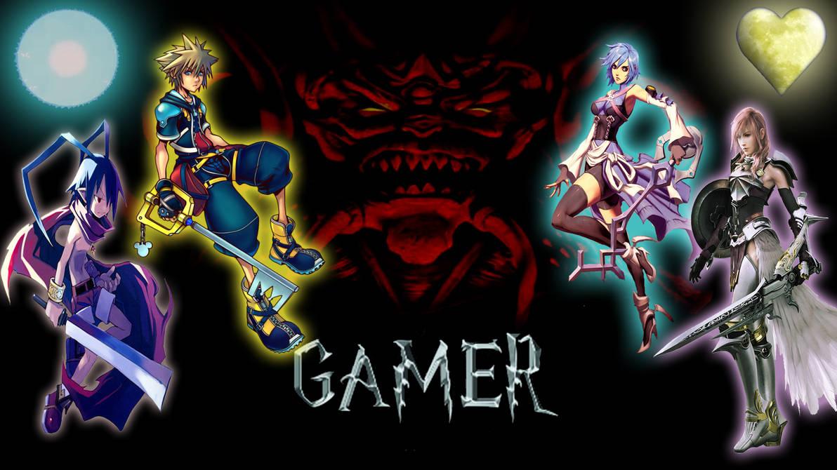 Ultimate Gaming Wallpaper By Ragoniart On Deviantart