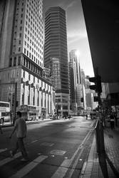 Streets of Hong Kong by deste64
