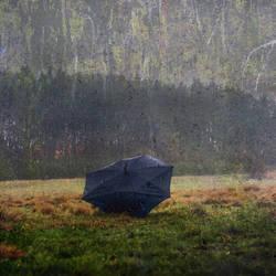 Acid rain by Kleemass