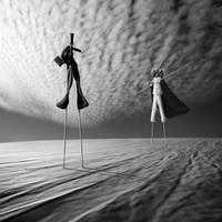 Duel by Kleemass