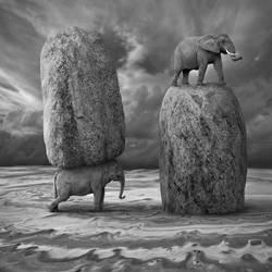 Relativity by Kleemass