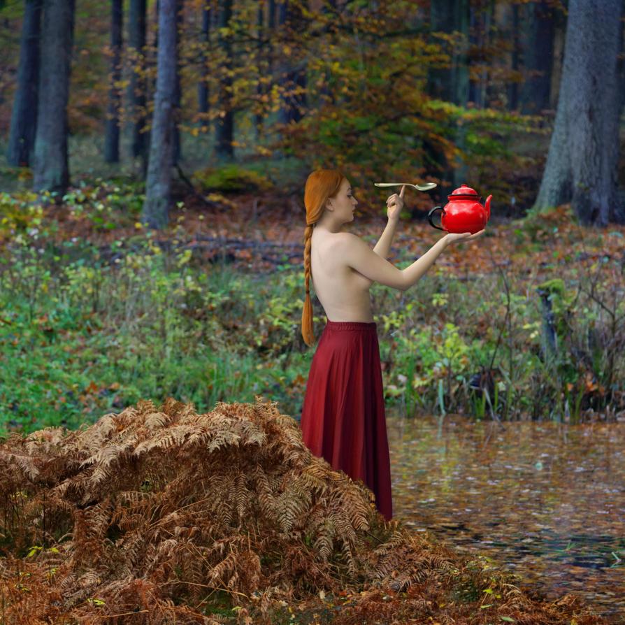 A Witch by Kleemass