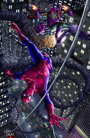 Spiderman by caiocacau