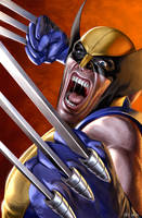 Wolverine by caiocacau