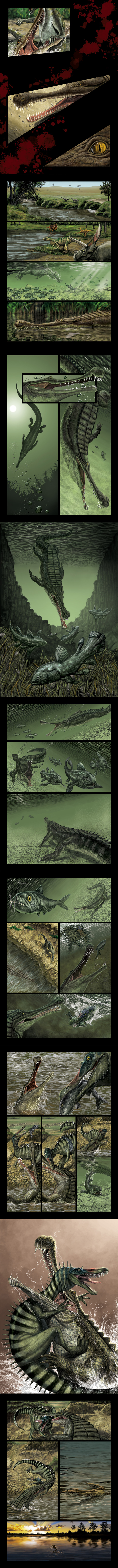 Discovery Channel's Dinosaurs by caiocacau