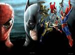 Mundo Estranho Super Herois