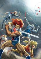 Thundercats by caiocacau