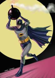 Batman 66 by caiocacau