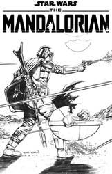 The Mandalorian Fan Art