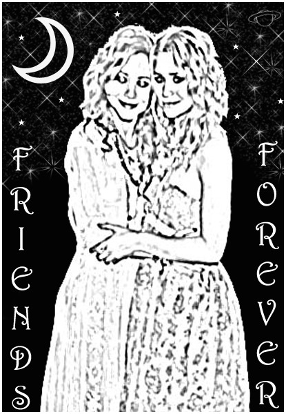 friends for ever by Fawania
